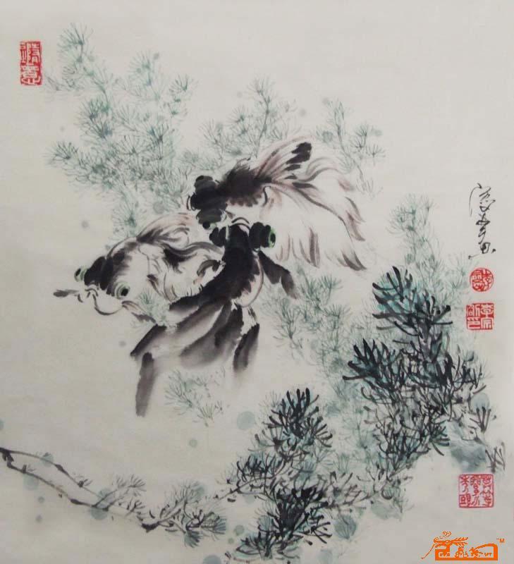 手绘小品局部效果图 景观小品手绘效果图 园林小品手绘效果图